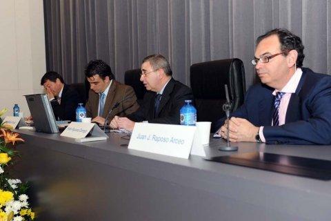 Inauguración - Coruña - Novas Xornadas sobre A Reforma da Lei de Ordenación Urbanística de Galicia